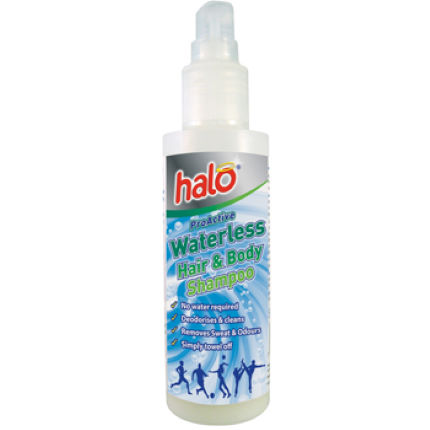 Halo Proactive Waterless Hair and Body Wash - 150ml Spray