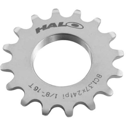 Halo Track Sprockets - Chrome
