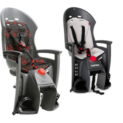 Hamax Plus Child Seat with Suspension