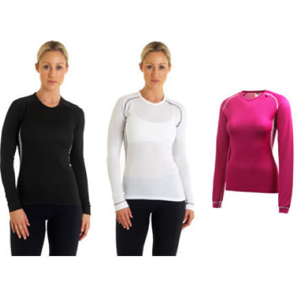 Helly Hansen Ladies Dynamic L/S Crew Neck Base Layer
