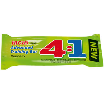 High5 4:1 Advanced Training Bar - 25 x 50g