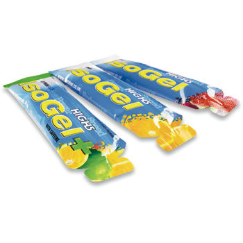 High5 IsoGel Sachets 25 x 60g - Buy 1 Get 1 Half Price