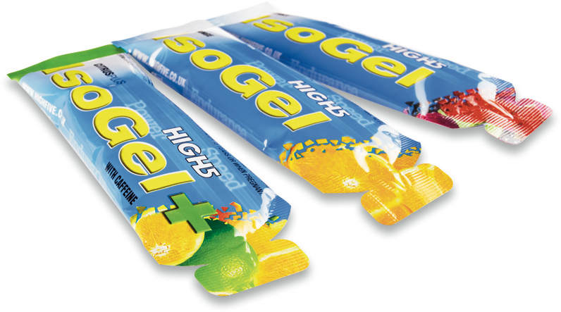 Wiggle | High5 IsoGel Sachets 25 x 60g - Buy 1 Get 1 Half Price ...