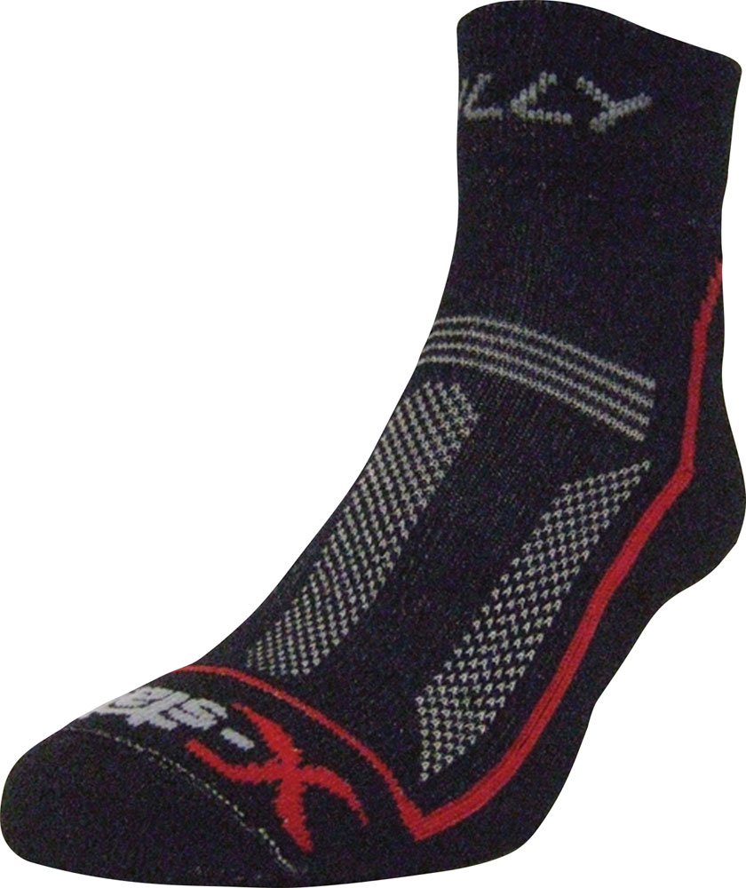 chaussettes de running hilly monoskin trail x static socks aw12 wiggle france. Black Bedroom Furniture Sets. Home Design Ideas