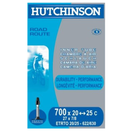Hutchinson Butyl Airlight Road Inner Tubes