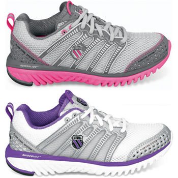 K-Swiss Ladies Blade-Light Run Shoes ss12