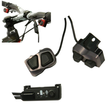 K-Edge Ki2 XTR Shifter Set