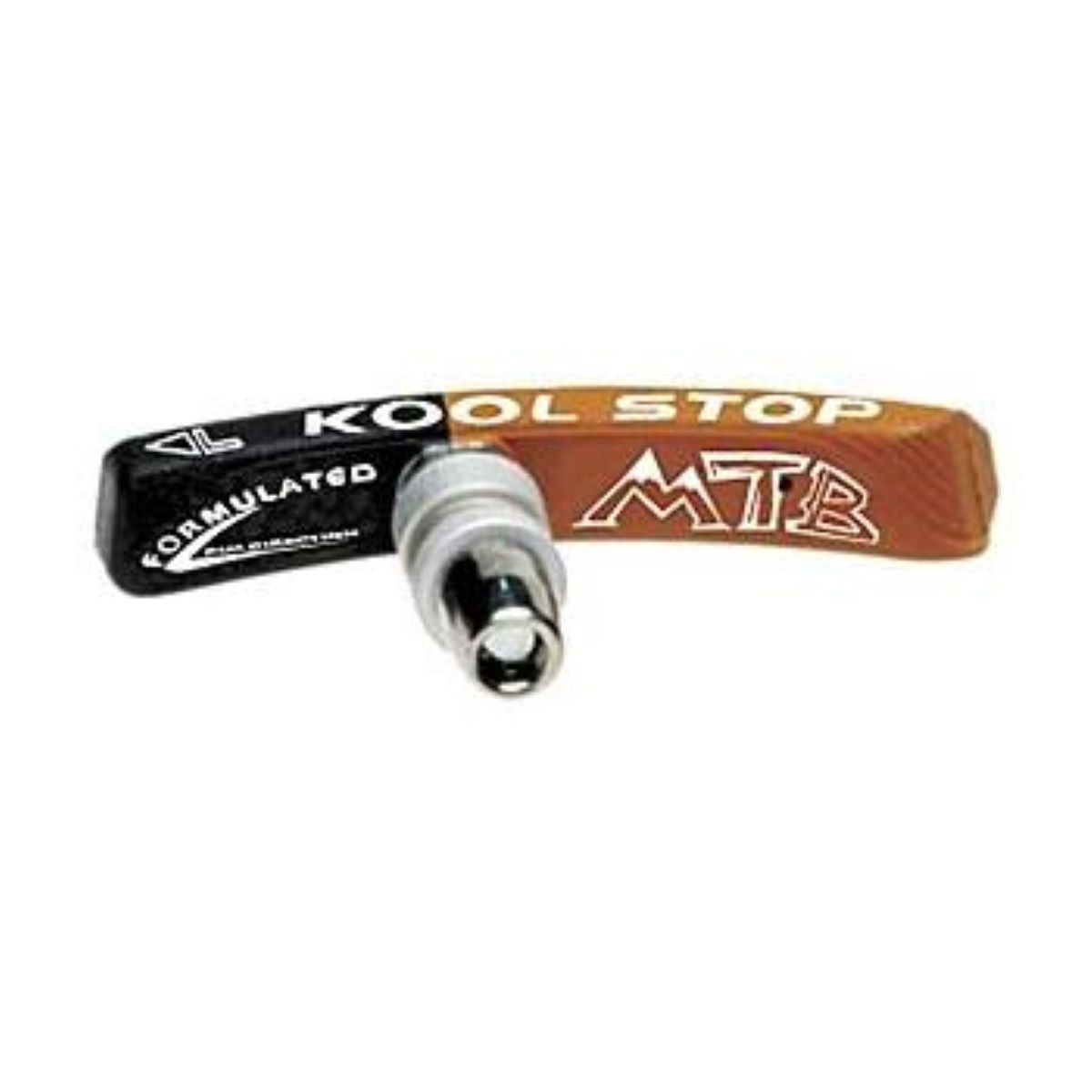 Kool Stop Mountain Bike Dual Compound Pair Of Brake Blocks