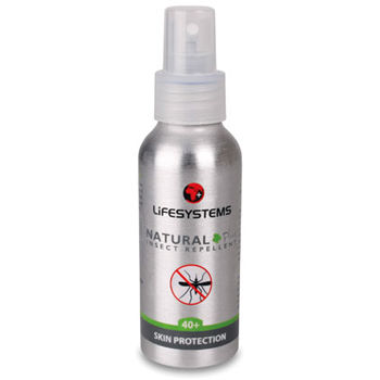 Lifesystems Expedition Natural 40 Plus (100ml Spray Bottle)