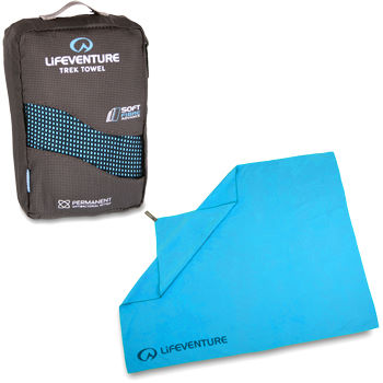 Lifeventure Soft Fibre Trek Towel - Large