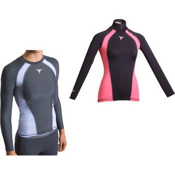 Linebreak Ladies Elite L/S Compression Base Layer