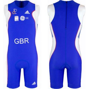 adidas GB Age Group Tri Suit
