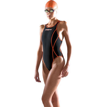 Maru Ladies Performance Pro T Swimsuit