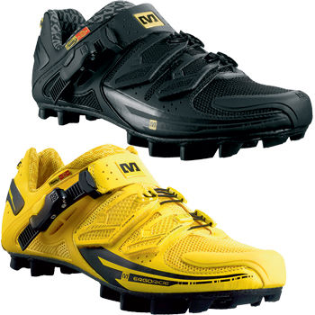 Mavic Fury Cross Country MTB Shoes - 2011