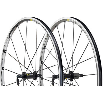 Mavic Ksyrium Elite Black Clincher Road Wheelset