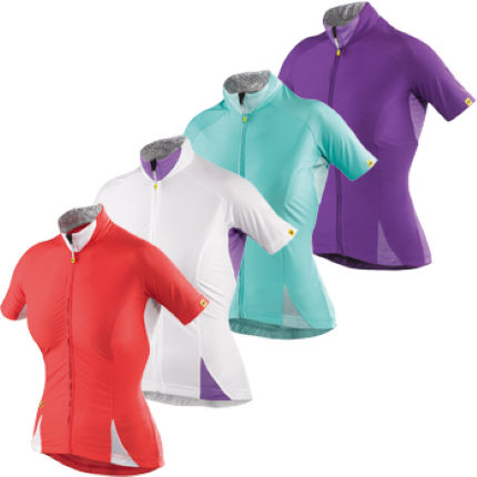 Mavic Ladies Cloud Short Sleeve Jersey