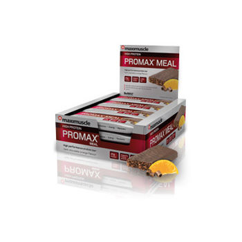 MaxiMuscle Promax Meal Bars - 12 x 60g