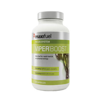 MaxiFuel Viper Boost Capsules - Tub of 30