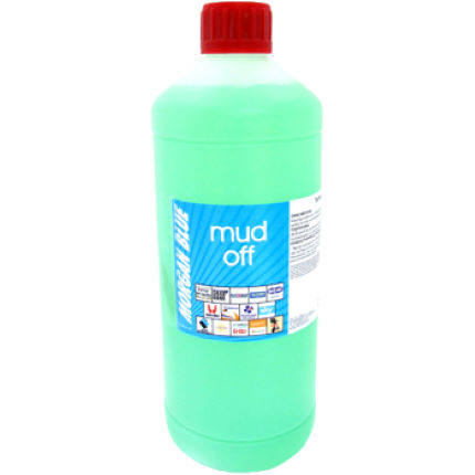 Morgan Blue Mud-Off - 1000ml Bottle with Spray Head