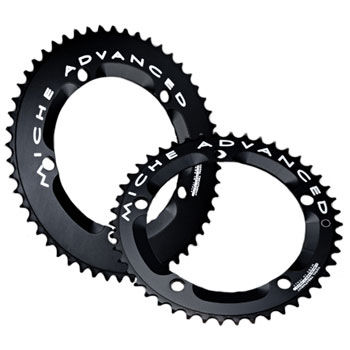 Miche Primato 1/8 Inch Advanced Track Chainrings