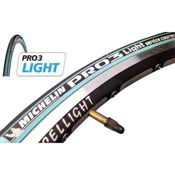 Michelin Pro3 Light Folding Tyre