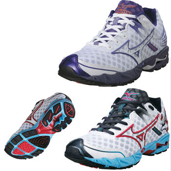 Mizuno Ladies Wave Precision 12 Shoes SS12