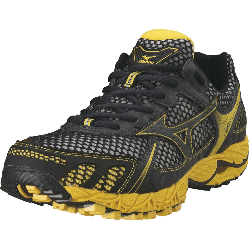 chaussures de running trail mizuno wave ascend 6 shoes. Black Bedroom Furniture Sets. Home Design Ideas