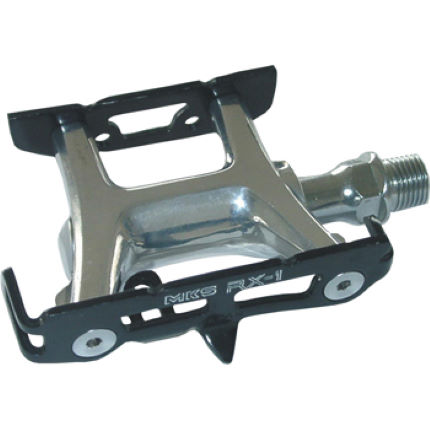 MKS RX-1 Track Pedals