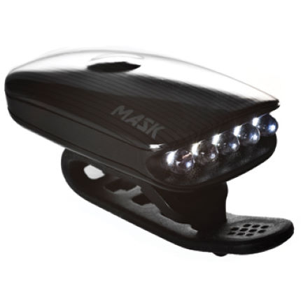 Picture of Moon Mask 5 LED Rechargeable Front Light