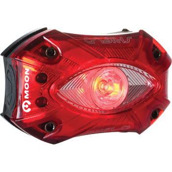 Moon Shield 60 Rechargeable Rear Light
