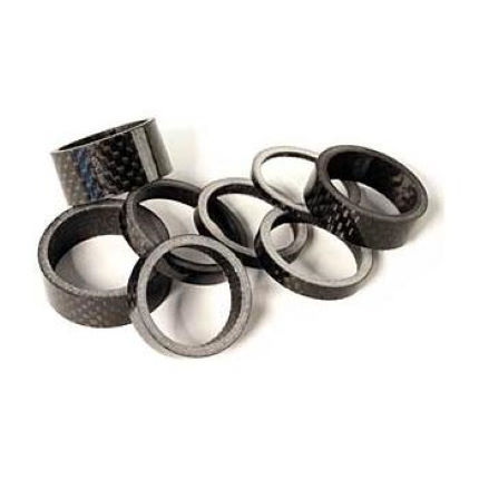M:Part Carbon Fibre Headset Spacers