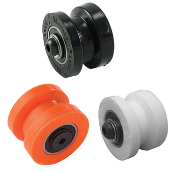 MRP Standard PU Roller With Hardware and Bearings