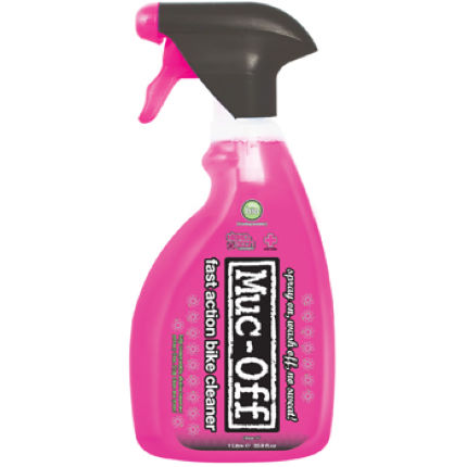Muc-Off Nano Tech Bike Cleaner 500ml Bottle with Spray
