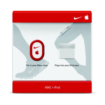 Nike Plus iPod Sensor and Receiver Kit