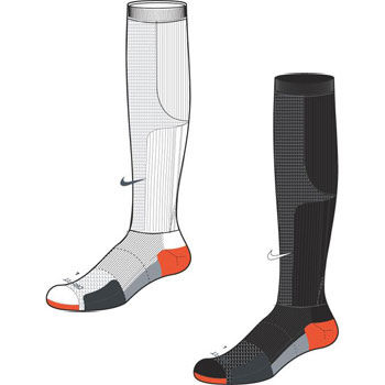 Nike Knee High Compression Socks AW11
