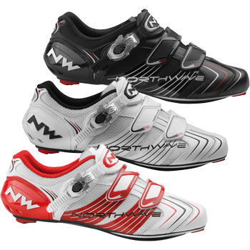 Northwave Evolution SBS Road Shoes - 2012