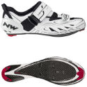 Northwave Tribute Triathlon Cycling Shoes - 2012