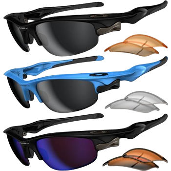 Oakley Fast Jacket Sunglasses - 2012