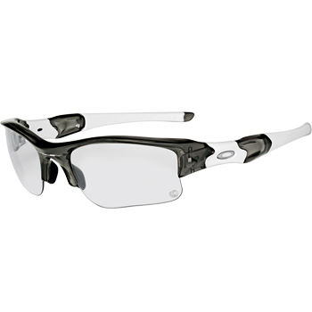 Oakley Flak Jacket XLJ - Transitions Solfx - Grey Smoke