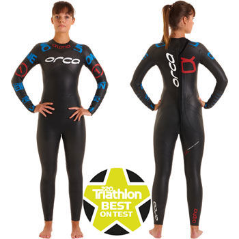Orca Ladies Alpha Full Sleeve Wetsuit