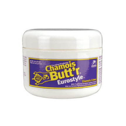 Paceline Products Chamois Butt-r Eurostyle (Cream) 8oz