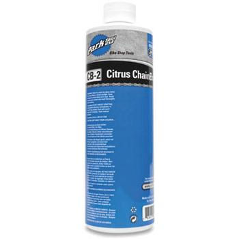 Park Tools CB2 Citrus ChainBrite Chain Cleaner 16oz Bottle