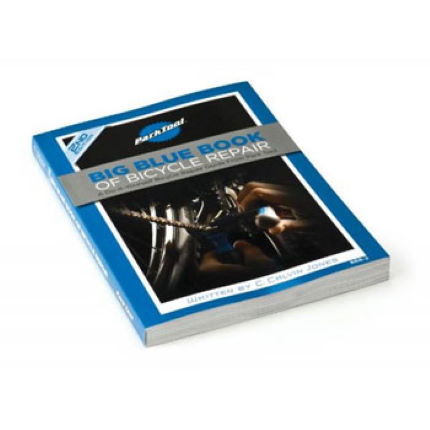 Park Tool Big Blue Book of Bicycle Repair - Edition II