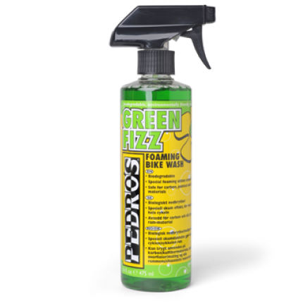 Pedros Green Fizz Foaming Bike Wash - 470ml