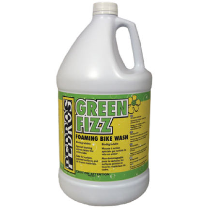 Pedros Green Fizz Foaming Bike Wash - 3.7 Litre