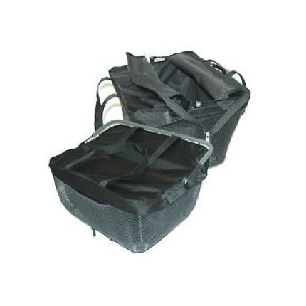 Pletscher EasyFix Deluxe Basket Bag