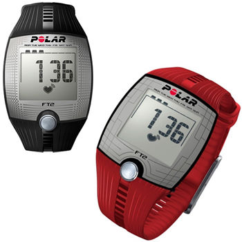 Polar FT2 Heart Rate Monitor Training Computer