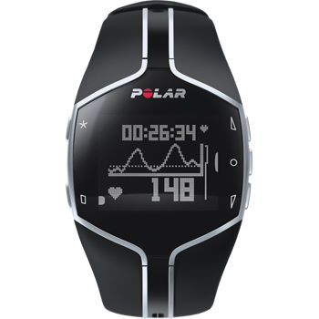 Polar FT80 Heart Rate Monitor Training Computer