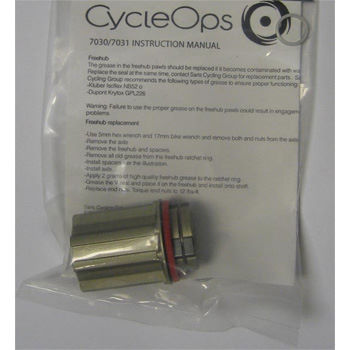 CycleOps Powertap Freehub Body (15mm Axle)