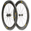 CycleOps Powertap G3 Enve Carbon Clincher 65mm Wheelset